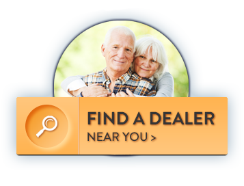 Find a Dealer Icon and Link